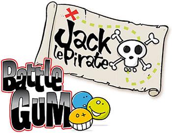 Actualit jack le pirate et battle gum chez france cartes - Jeux de jack et les pirates ...