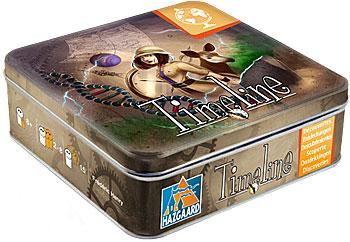 Hazgaard Editions  Jeux de société  Timeline 2 : Découvertes  pas cher