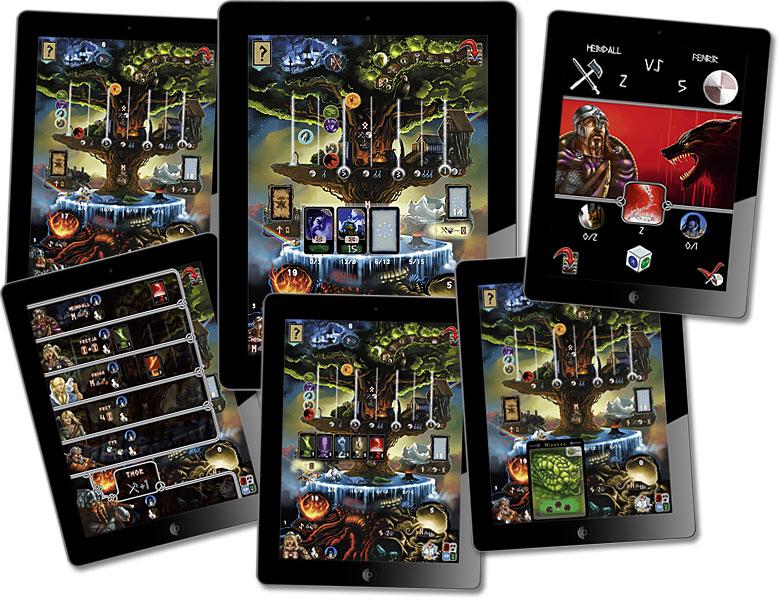 actualit l 39 ipad une plateforme de pr dilection pour le jeu de soci t. Black Bedroom Furniture Sets. Home Design Ideas